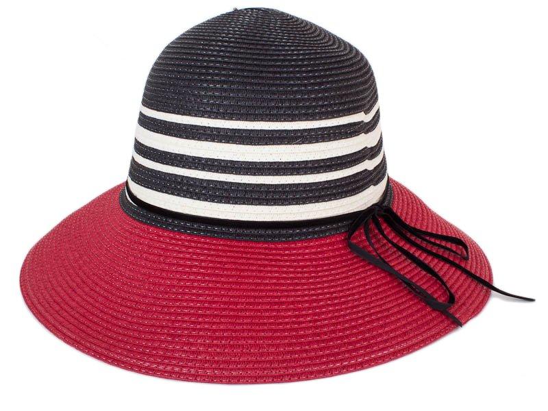 Шляпа женская ETERNO (ЭТЕРНО) EH-70-red Eterno