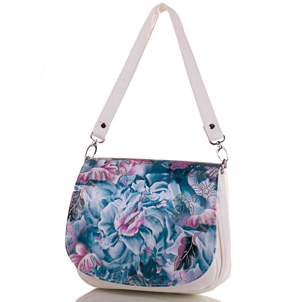 Женская сумка из качественного кожезаменителя МІС MS35162 48246