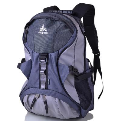 Мужской рюкзак ONEPOLAR (ВАНПОЛАР) W1056-grey Onepolar
