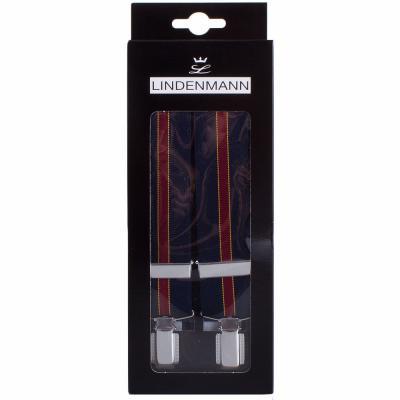 Подтяжки мужские LINDENMANN (ЛИНДЕНМАН) FARE7530-20 Lindenmann