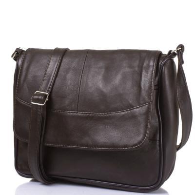 361bb060e5f8 Женская кожаная сумка-почтальонка TUNONA (ТУНОНА) SK2416-29 купить в ...