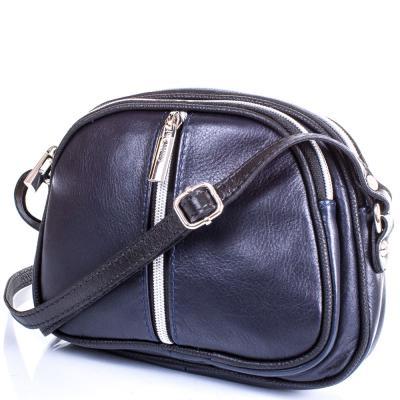 Женская кожаная сумка-клатч через плечо ETERNO (ЭТЕРНО) ETK0195 Eterno
