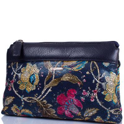 Женская кожаная мини-сумка DESISAN (ДЕСИСАН) SHI2911-415 Desisan