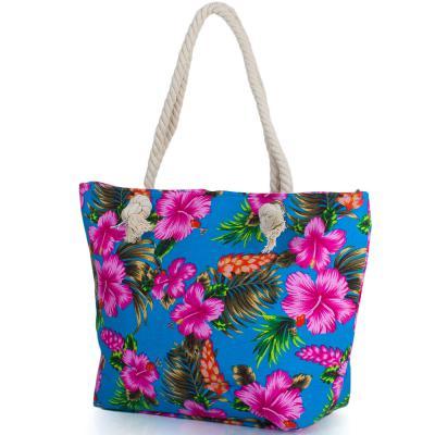 Женская пляжная тканевая сумка ETERNO (ЭТЕРНО) DCT-304-1-08 Eterno
