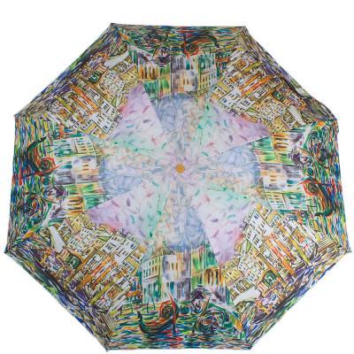 Зонт женский компактный полуавтомат ZEST (ЗЕСТ) Z24665-5039 Zest