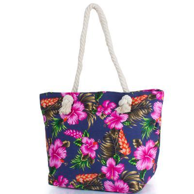 Женская пляжная тканевая сумка ETERNO (ЭТЕРНО) DCT-304-1-02 Eterno