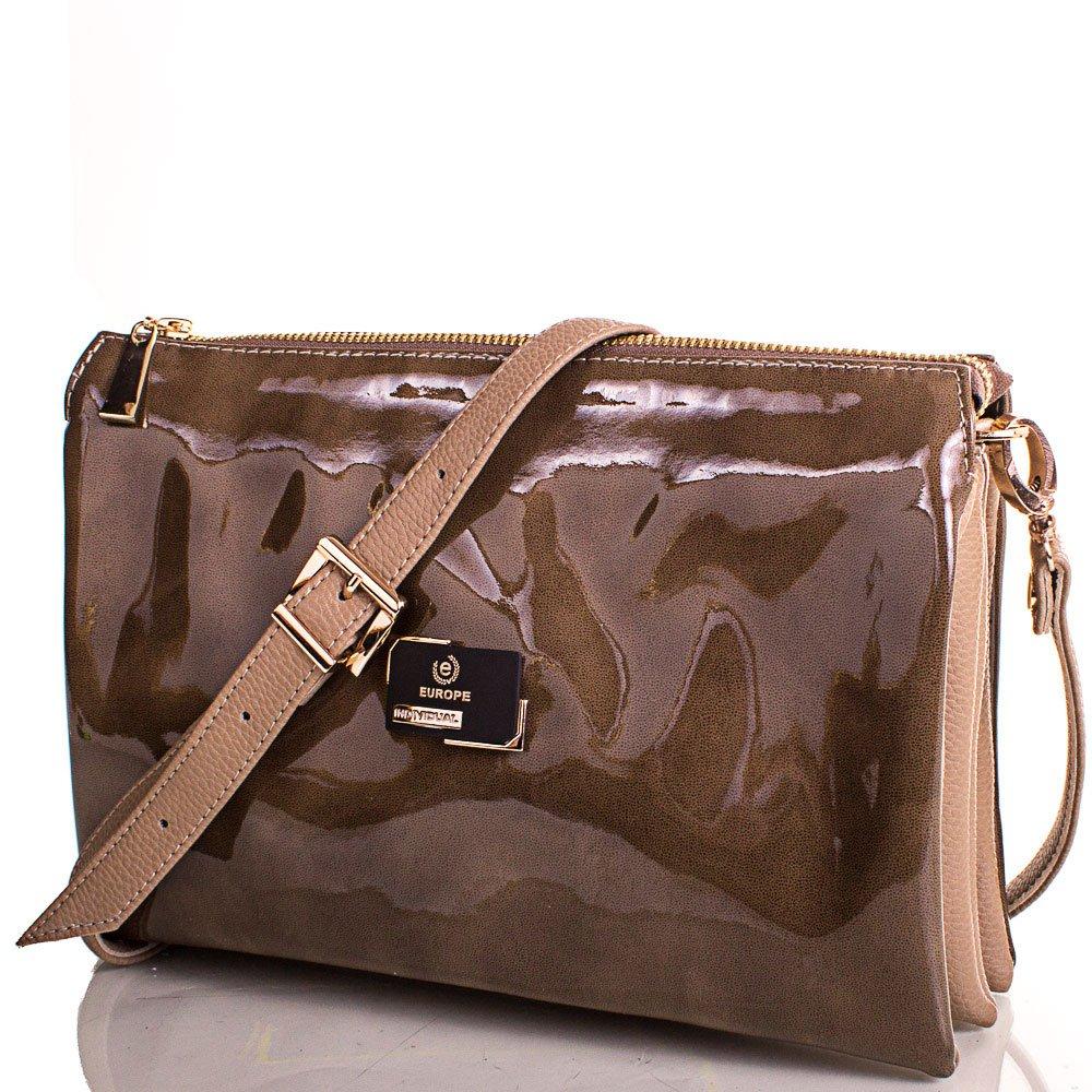 Женская сумка-клатч из экокожи EUROPE MOB (ЮЭРОП МОБ) EM3-003 Europe Mob