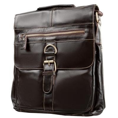 4b55f1c26c11 Кожаная мужская сумка-почтальонка ETERNO (ЭТЭРНО) RB-BX1292DB купить ...