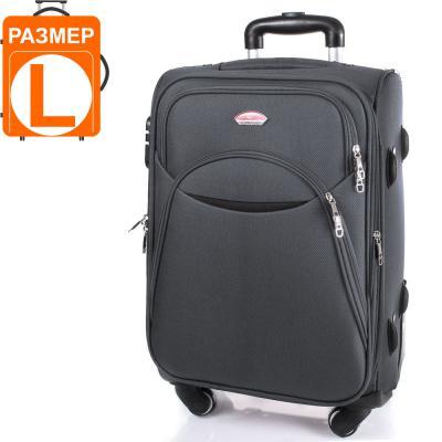 Чемодан большой на 4-х колесах SUITCASE (СЬЮТКЕЙС) АPT002L-9 Suitcase