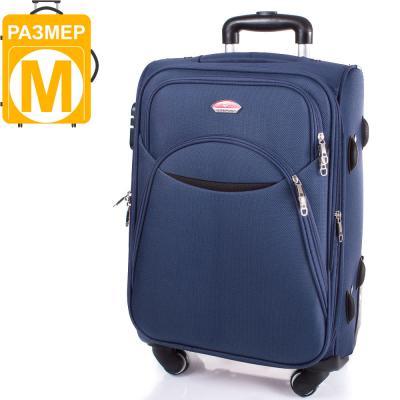 Чемодан средний на 4-х колесах SUITCASE (СЬЮТКЕЙС) АPT002M-6 Suitcase