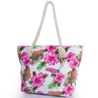 Женская пляжная тканевая сумка ETERNO (ЭТЕРНО) DCT-304-1-01 Eterno