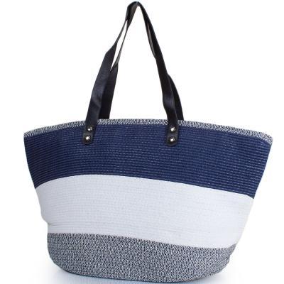 Женская пляжная соломенная сумка ETERNO (ЭТЕРНО) DCP-05-04 Eterno