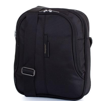Мужская спортивная сумка ONEPOLAR (ВАНПОЛАР) W5095-black Onepolar