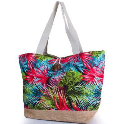 Женская пляжная тканевая сумка ETERNO (ЭТЕРНО) DCT-296-2-03 Eterno