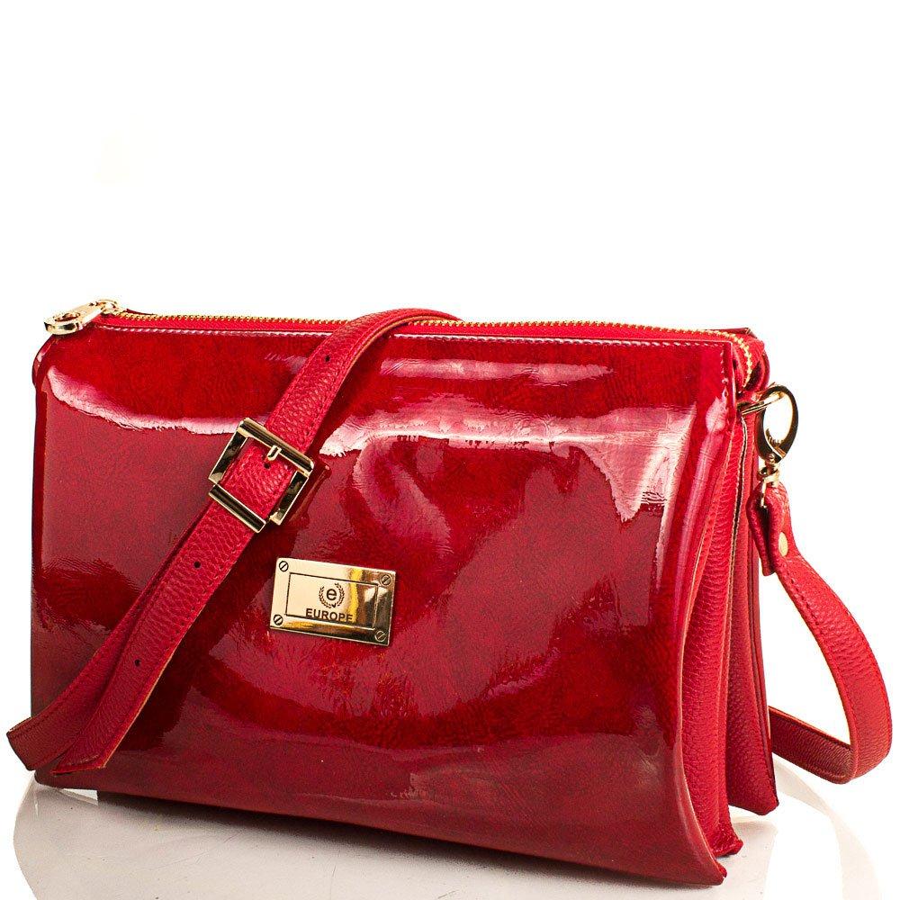 Женская сумка-клатч из экокожи EUROPE MOB (ЮЭРОП МОБ) EM3-004 Europe Mob