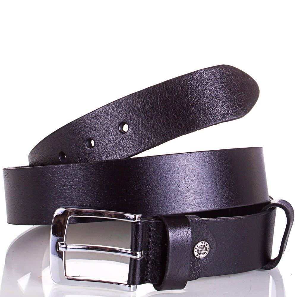 Ремень мужской кожаный Y.S.K. (УАЙ ЭС КЕЙ) SHI4-732-6 Y.S.K