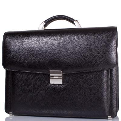Портфель мужской кожаный  DESISAN (ДЕСИСАН) SHI206-011-2FL Desisan