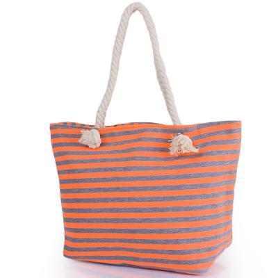 Женская пляжная тканевая сумка ETERNO (ЭТЕРНО) DCT-204-04 Eterno