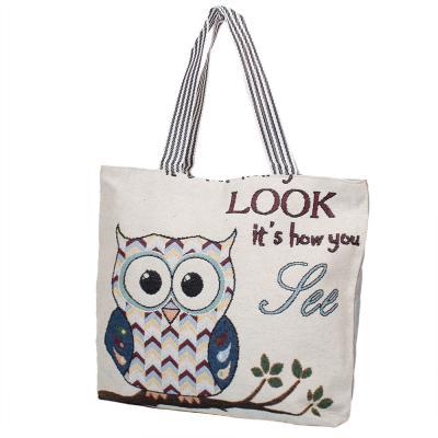 18c68ac6f7c7 Женская пляжная тканевая сумка ETERNO (ЭТЕРНО) DET1804-8 купить в ...