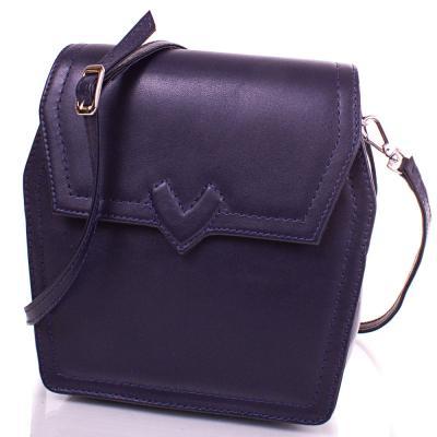 Женская кожаная сумка-клатч VALENTA (ВАЛЕНТА) VBE61581212 Valenta