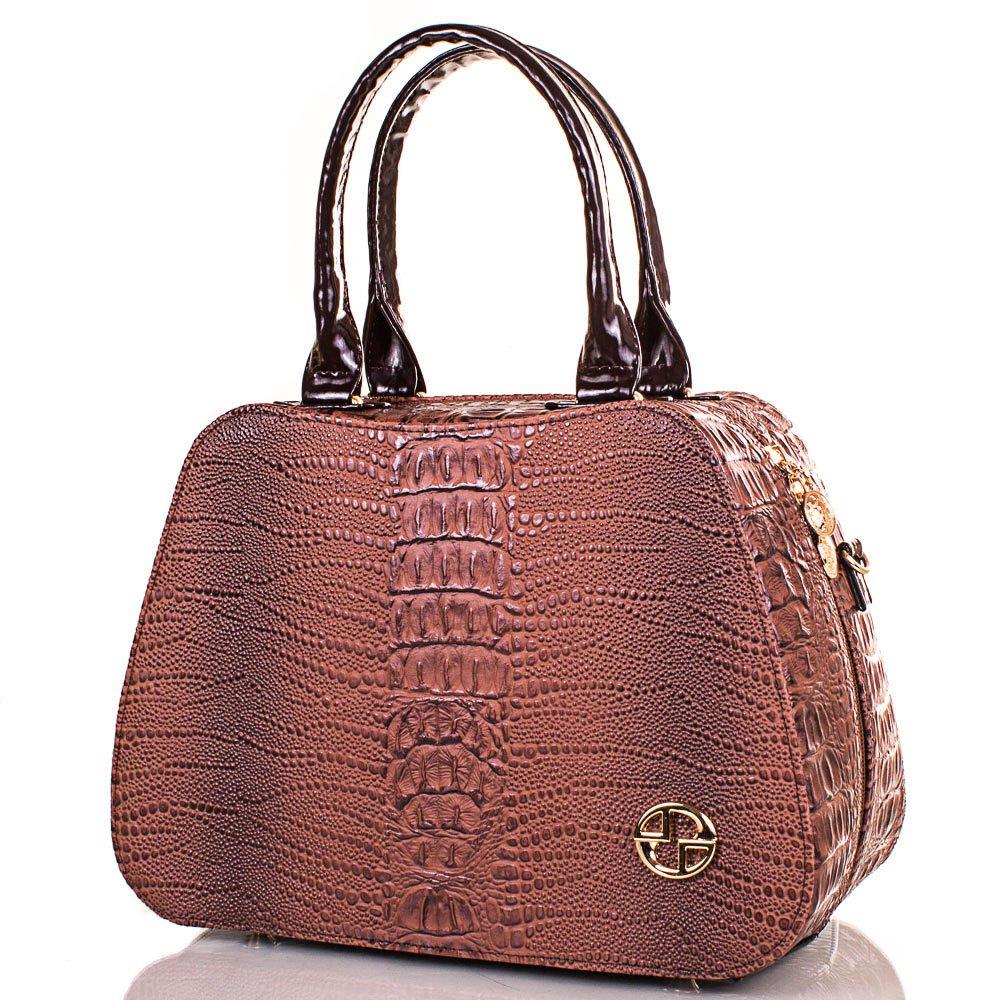 Женская сумка из качественного кожезаменителя МІС MS35231-10-1 МІС