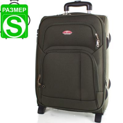 Чемодан маленький на 2-х колесах Suitcase (Сьюткейс) АPT001S-16 Suitcase