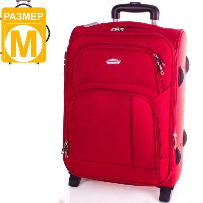 Чемодан средний на 2-х колесах Suitcase (Сьюткейс) АPT001M-1 Suitcase