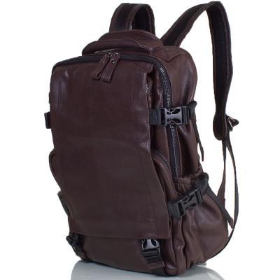 """Рюкзак мужской кожаный с карманом для ноутбука 11,6-12"""" ETERNO (ЭТЭРНО) ET88022-10 Eterno"""