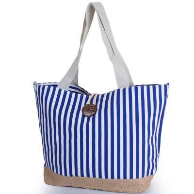 Женская пляжная тканевая сумка ETERNO (ЭТЕРНО) DCT-296-04 Eterno