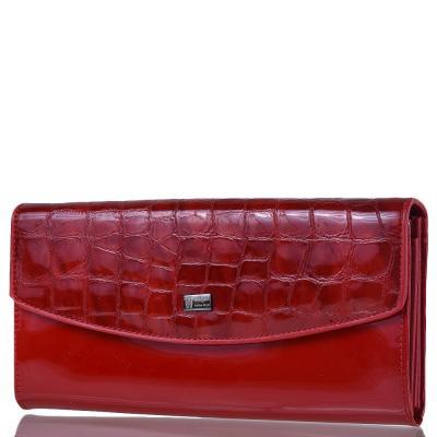 Женский кожаный кошелек WANLIMA (ВАНЛИМА) W82043100835-red Wanlima