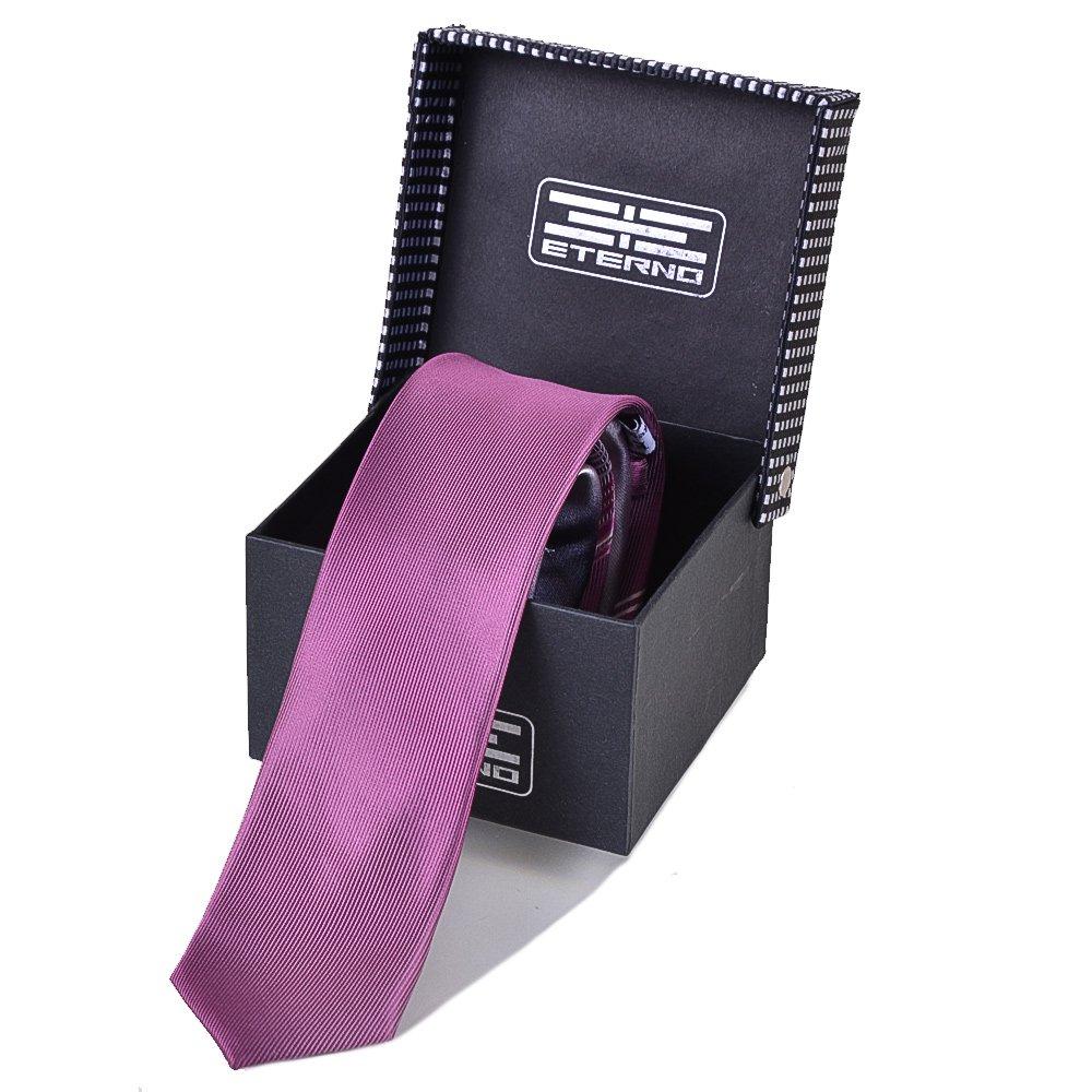 Мужской шелковый галстук ETERNO (ЭТЕРНО) EG596 Eterno