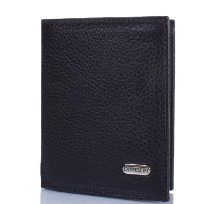 Мужской кожаный кошелек CANPELLINI (КАНПЕЛЛИНИ) SHI1101-7 Canpellini