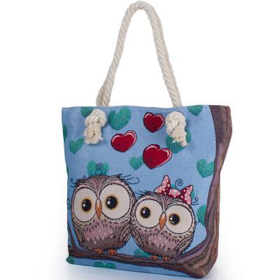 Женская пляжная тканевая сумка ETERNO (ЭТЕРНО) DCA-010-01 Eterno