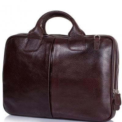 Портфель мужской кожаный  DESISAN (ДЕСИСАН) SHI052-019-10FL Desisan