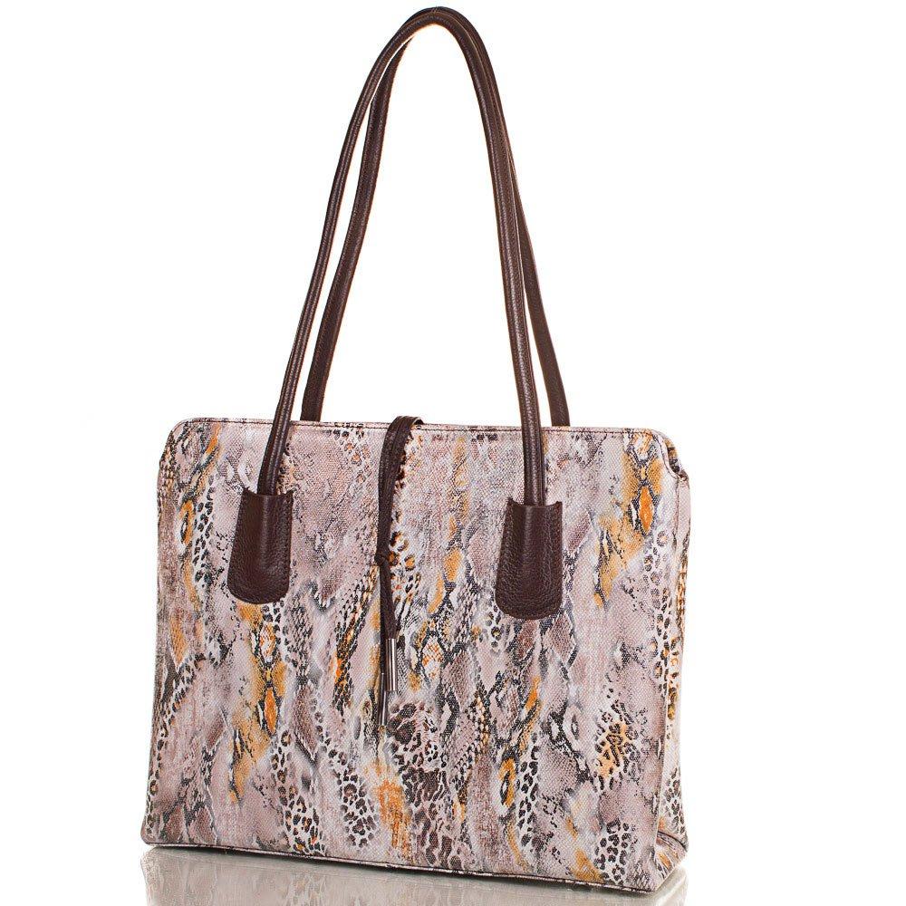 Женская кожаная сумка DESISAN (ДЕСИСАН) SHI062-12-ZM Desisan