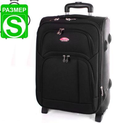 Чемодан маленький на 2-х колесах Suitcase (Сьюткейс) АPT001S-2 Suitcase
