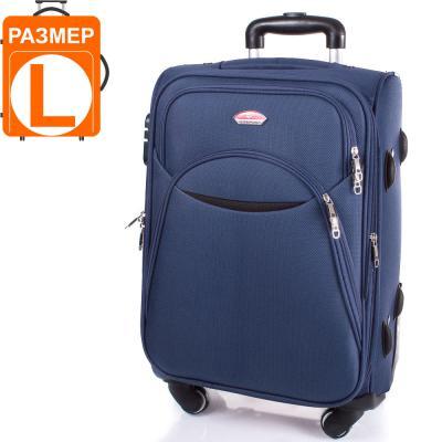 Чемодан большой на 4-х колесах SUITCASE (СЬЮТКЕЙС) АPT002L-6 Suitcase
