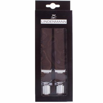 Подтяжки мужские LINDENMANN (ЛИНДЕНМАН) FARE9155-10 Lindenmann