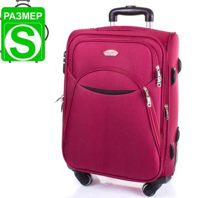 Чемодан маленький на 4-х колесах SUITCASE (СЬЮТКЕЙС) АPT002S-17 Suitcase