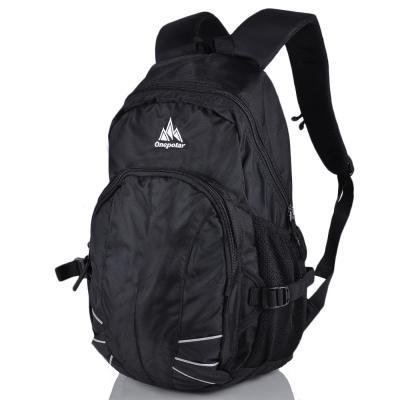 Мужской рюкзак ONEPOLAR (ВАНПОЛАР) W1570-black Onepolar