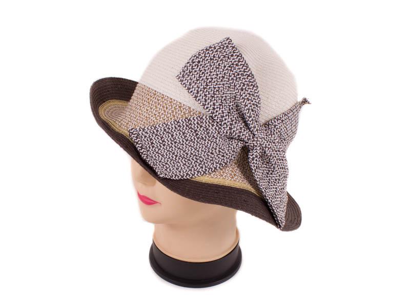 Шляпа женская ETERNO (ЭТЕРНО) EH-48-coffee Eterno