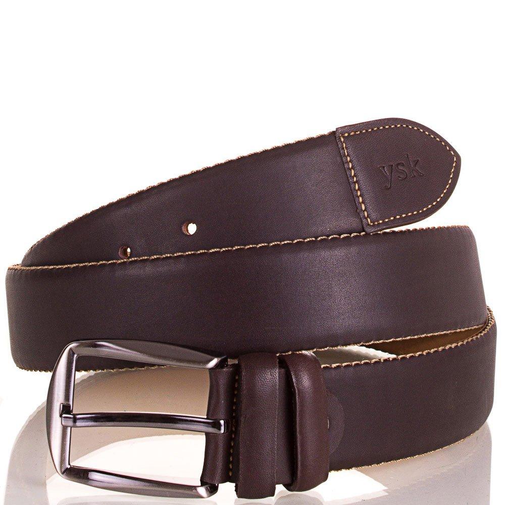 Ремень мужской кожаный Y.S.K. (УАЙ ЭС КЕЙ) SHI4030-10 Y.S.K