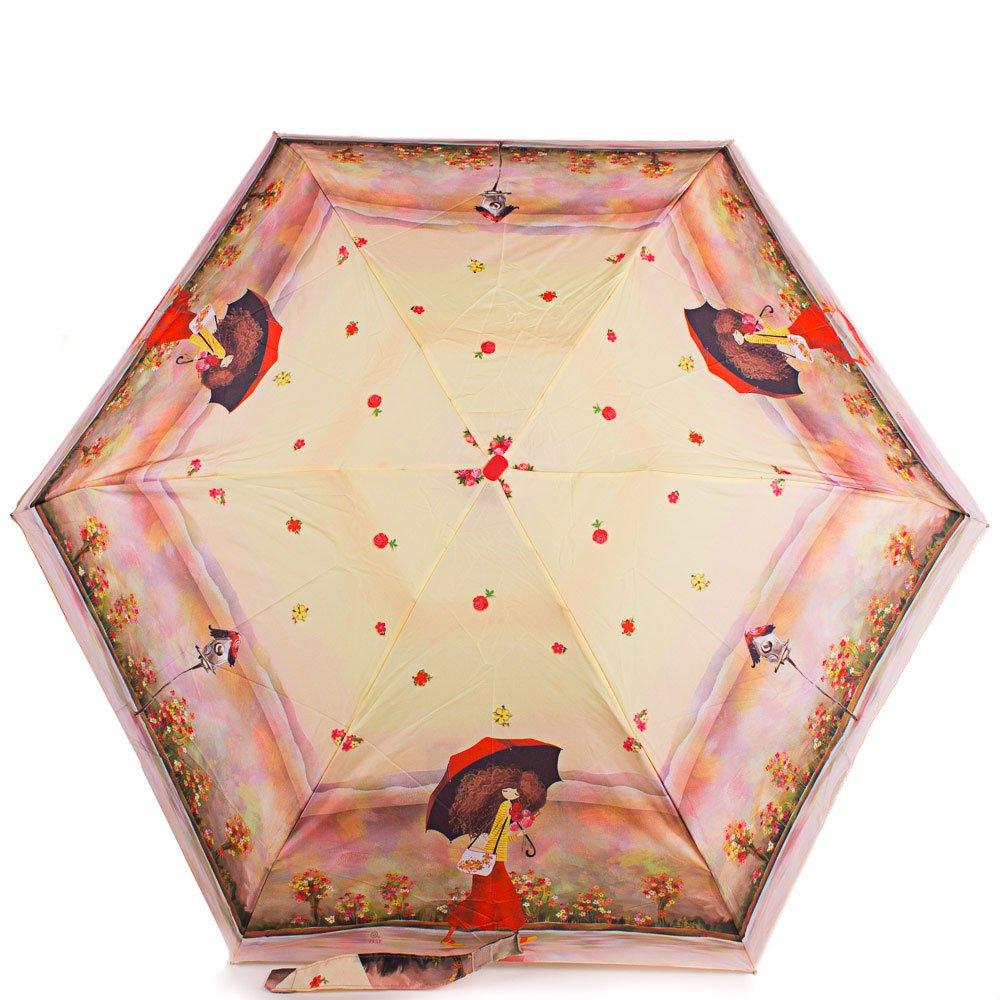 Зонт женский облегченный компактный механический ZEST (ЗЕСТ) Z25515-23 Zest