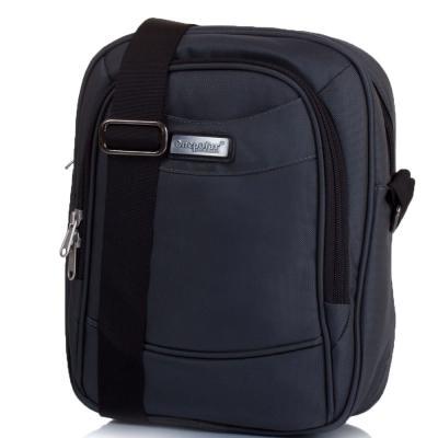 Мужская спортивная сумка ONEPOLAR (ВАНПОЛАР) W5205-grey Onepolar