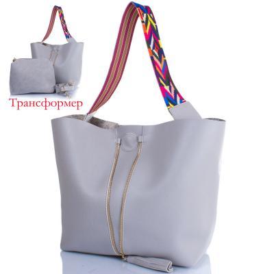 Женская сумка-трансформер из качественного кожезаменителя ETERNO (ЭТЕРНО) ETK719-9 Eterno