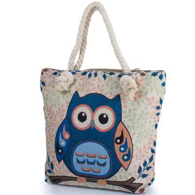 Женская пляжная тканевая сумка ETERNO (ЭТЕРНО) DCA-009-01 Eterno