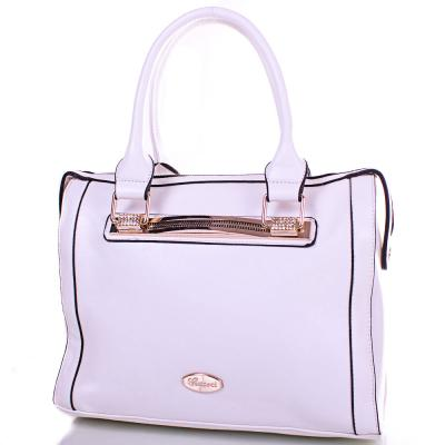 Женская сумка из качественного кожезаменителя GUSSACI (ГУССАЧИ) TUGUSB13-0106-11