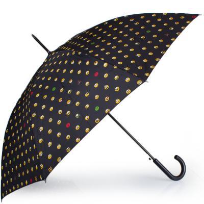 Зонт-трость женский полуавтомат HAPPY RAIN (ХЕППИ РЭЙН) U41086-1 Happy Rain