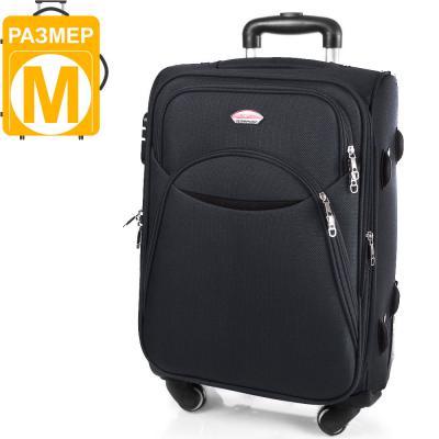 Чемодан средний на 4-х колесах SUITCASE (СЬЮТКЕЙС) АPT002M-2 Suitcase
