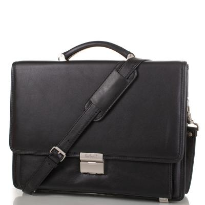 Мужской кожаный портфель ROCKFELD (РОКФЕЛД) DS04-019989 Rockfeld